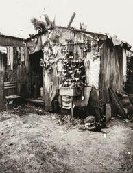 Eugène Atget (French, 1857-1927)      Ragpicker's Hut