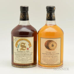 Mixed Speyside, 2 70cl bottles