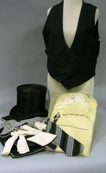 Group of Men's Clothing and Accessories