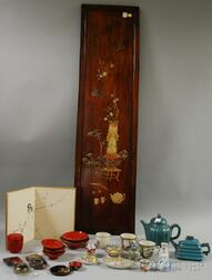 Group of Assorted Asian Decorative Items