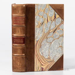 Dickens, Charles (1812-1870), Life and Adventures of Nicholas Nickleby.