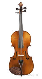 French Violin, Mirecourt, c. 1930