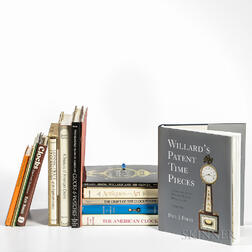 Collection of Clock Reference Books