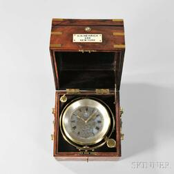 H.H. Heinrich Eight-day Marine Chronometer
