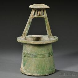 Pottery Well-Head