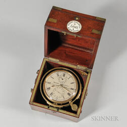 Henry Appleton Two-day Marine Chronometer