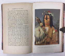 Kane, Paul (1810-1871) Wanderings of an Artist among the Indians of North America.