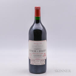 Chateau Lynch Bages 1990, 1 magnum