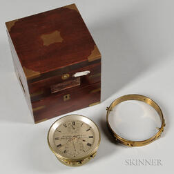 Michael Rupp & Co. Two-day Marine Chronometer