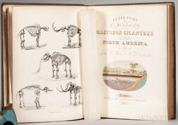 Warren, Dr. John Collins (1778-1856) The Mastodon Giganteus of North America.