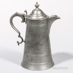Pewter Coffeepot