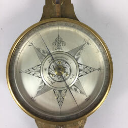 Rittenhouse & Potts Vernier Compass