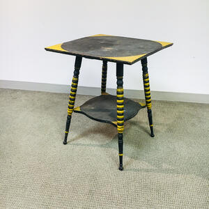 Late Victorian Painted Table