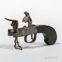 Flintlock Tinder Lighter