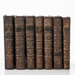 Shakespeare, William (1564-1616), The Works of Shakespear.