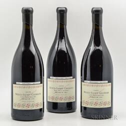 Pascal Marchand Nuits St Georges Les Vacrains 2009, 3 magnums