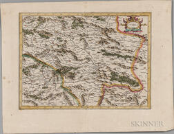 Germany: Three Early 18th Century Maps