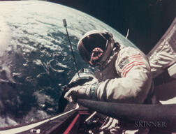 Taken by a Maurer 16mm Movie Camera Mounted to the Spacecraft