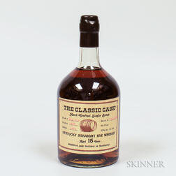Classic Cask Rye 15 Years Old 1984, 1 750ml bottle
