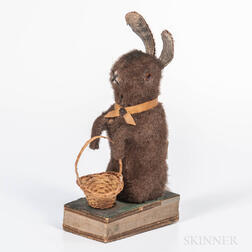 Easter Bunny Squeak Toy