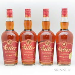 Weller Antique Vertical Single Barrel Select, 4 750ml bottles