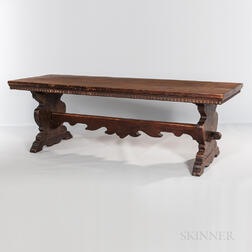 Walnut Long Table