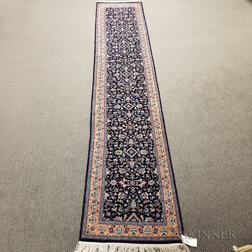 Contemporary Persian-style Runner