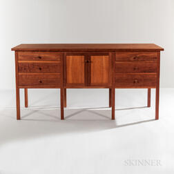 Thomas Moser Cherry Cabinet