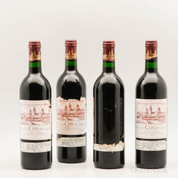 Chateau Cos dEstournel 1984, 4 bottles