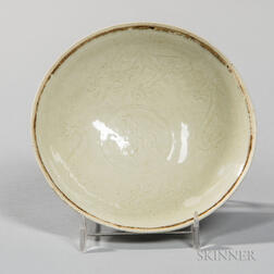 Ding Ware-style Shallow Bowl