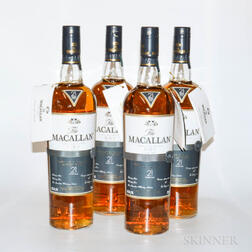 Macallan Fine Oak 21 Years Old, 4 750ml bottles (owc)