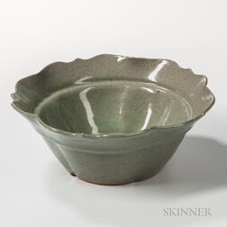 Malcolm Wright Studio Pottery Bowl