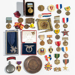 Group of Military Medals