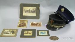Group of Provincetown, Massachusetts and Other Firefighting Memorabilia