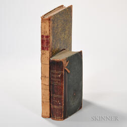 Two Volumes of Harper's Magazine