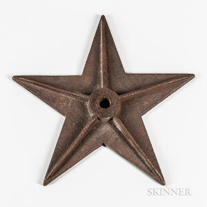 "Cast Iron Building ""Star,"""