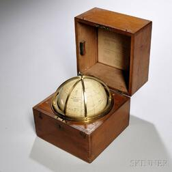 Cary & Co. 5-inch Cased Celestial Globe