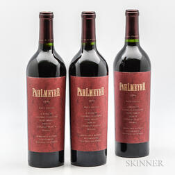 Pahlmeyer Proprietary Red 1996, 3 bottles