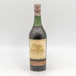 Chateau Haut Brion 1967, 1 bottle