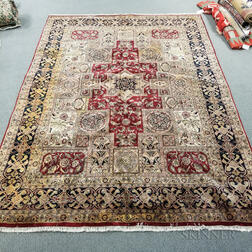 Room-size Persian Rug