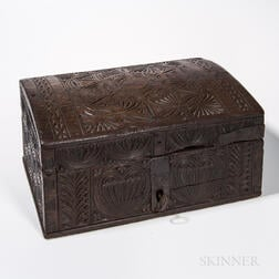 Friesian Carved Box
