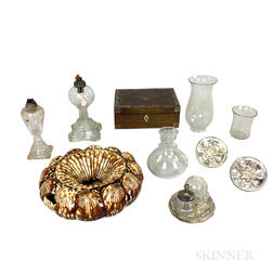 Ten Decorative Items