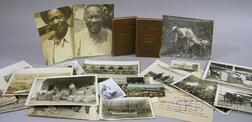Group of 19th/20th Century U.S. Cotton Farming Related Photographs and Ephemera