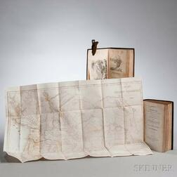Marryat, Frank (1792-1848) Mountains and Molehills or Recollections of a Burnt Journal.