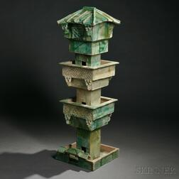 Model of a Watchtower