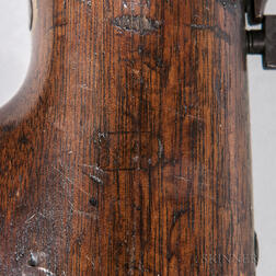 1st DC Cavalry Henry Rifle Captured by Confederate General Wade Hampton During the Beefsteak Raid and Given to His Adjutant, Major Henr