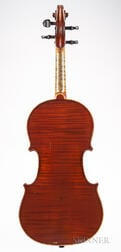 French Violin, Gand & Bernardel, Paris, 1887