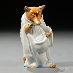 Royal Doulton Character Figure of The Wolf