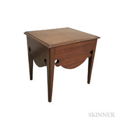 Georgian-style Mahogany Commode