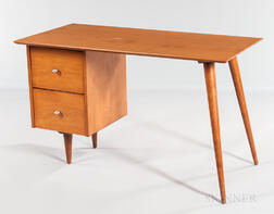 Paul McCobb for Planner Group Maple Desk